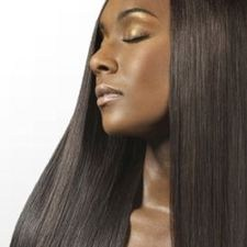 brazilian blowout on african american hair