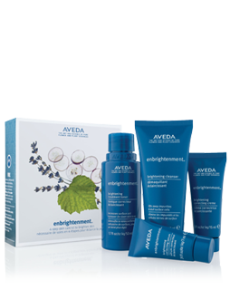 aveda enbrightenment starter set
